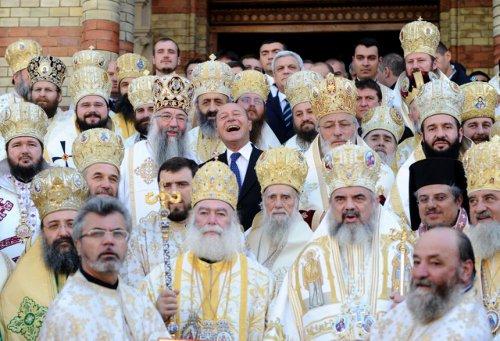 Biserica Ortodoxa si Basescu